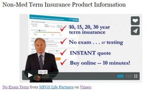 Term Insurance Quote