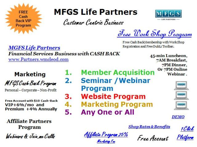MFGS Client System